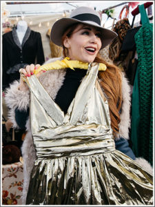 Kate McGuire Converted Closet at Portobello vintage market London