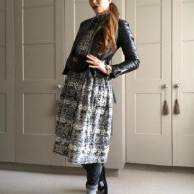 Vintage Laura Ashley prairie dress