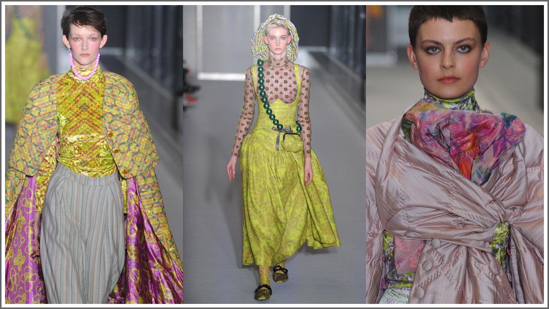 Danyuan MA fashion show